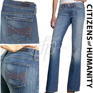 Citizens of Humanity jeans Flair Naomi #065 low 27